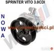 Pompa wspomagania Sprinter Vito Viano 3.0CDI v6 0044668201 - 1