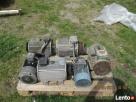3x Silnik elektryczny 3 fazy moc 6,6 i 7,5 kw Mieszkowice