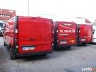 Wynajem Renault Traffic LONG New Model długość paki 2,9  Tomaszów Mazowiecki