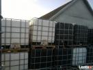 Sprzedaż beczek 600 i 1000 litrów Nowy Sącz - 1