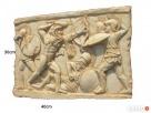 płaskorzezba grecka dekor dekory rzezby gipsowe greckie Rejowiec