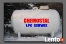 Spalanie gazu płynnego - LPG do 2 tyś. ltr fazy ciekłej / h - 4