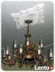rozeta gipsowa rozety sztukateria gipsowa dekor z gipsu gips - 2