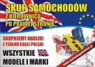 Skup Anglików,Skup Aut z Angli,(Anglik)**BYDGOSZCZ i Okolice Bydgoszcz