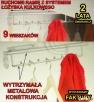 Listwa na wieszaki na ubranie system wieszak chrom,FV,GW