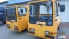 Wózek platformowy elektryczny WNA,WAN,WA2,EP Łukowa