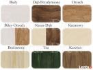 Nowe Drewniane Łóżka Modena 90,120,140,160,180,200 od  - 7