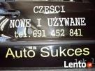 CZĘŚCI SAMOCHODOWE UŻYWANE SPRZEDAM Białystok