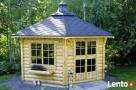 Altana grillowa, sauna, hot tube, domek NA RATY Raszyn