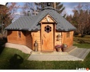 Chata grill + sauna, domek, altana, beczka kąpielowa NA RATY Raszyn