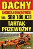 Dachy/Tartak mobilny z hydrauliką/Sprzedaż drewna - 2