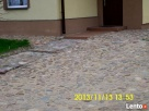 usługi brukarskie brukarz tradycyjny tylko kamień polny Bielsk Podlaski