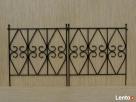 PŁOTEK METALOWY OGRODOWY 80 cm palisada Siepraw