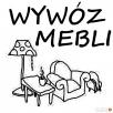 WYWÓZ MEBLI - utylizacja gratów - sprzątanie mieszkań Koło