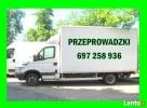 PRZEPROWADZKI - PRZEPROWADZKA - Transport tel 697 258 936 Koło