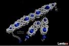 biżuteria ślubna sutasz, kobalt Brzeszcze