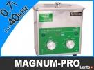 Oczyszczacz ultradźwiękowy 0,7L myjka ultradźwiękowa Poczesna