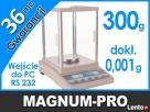 Precyzyjna waga aptekarska laboratoryjna 300g / 0.001g Poczesna