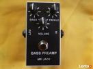 Sadowsky Bass Preamp- Clone