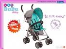 Wózek spacerowy parasolka Coto Baby RHYTHM lekki Tarnów