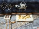 Jeans bermudy damskie - 7