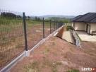 Ogrodzenia betonowe, panelowe, z siatki plecionej - 3