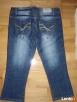 Jeans bermudy damskie - 4