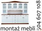 Montaż meble pokojowe, łazienkowe, meble z paczki IKEA, BRW