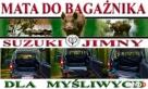 Mata samochodowa do bagażnika DLA MYŚLIWYCH-SUZUKI JIMNY - 2