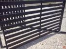 Przęsło ogrodzeniowe P12b ceownik 70x10 ocynk+kolor - 3