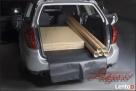 Mata samochodowa do bagażnika - dopasowana do modelu - 4