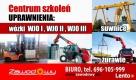 Kurs na wózki widłowe. Cena promocyjna Opole Opole
