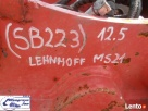 Szybkozłącze hydrauliczne Lehnhoff MS 21 VARIOLOCK Chojnów