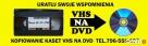 kopiowanie kaset vhs na dvd cała Polska Wrocław