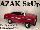 Moskwicz Azak - skup zabawek na pedały - Rolly Toys BIG - Katowice
