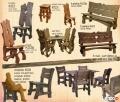 Drewniane meble ARTstyle, solidne i bardzo trwałe, - 2