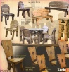 Drewniane meble ARTstyle, solidne i bardzo trwałe, - 4