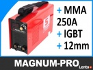 Ręczna spawarka inwertorowa IGBT MMA 250A 12MM