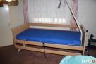 Łóżko Rehabilitacyjne Regulacja AKS Z Materacem Woźniki