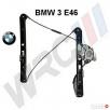 Podnośnik, mechanizm szyby przód elekt. BMW 3 E46 NOWE