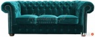 Sofa Chesterfield Classic - Promocja Cenowa - 7