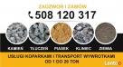 Kliniec Tłuczeń Kamień Piasek Żwir Kora 508 120 317 RZESZÓW - 1