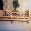 Łóżko Rehabilitacyjne Regulacja 4-funkcyjna BURMEIER Woźniki