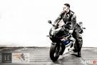 Kombinezon Fast Rider/ sklep motocyklowy Bikerstore - 1