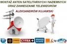 Montaż anten satelitarnych i naziemnych Aleksandrów Kujawski Aleksandrów Kujawski