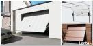 Garaż metalowy, blaszany tynkowany jednostanowiskowy - 5