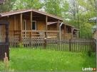 Sprzedam nowy drewniany domek nad Jeziorem Złotnickim Olszyna