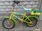Rowerek dziecinny Monkey zielono-żółty za 69zł. Pabianice