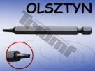 Bit 1/4 Trójkątny C3 /75mm/ - 1