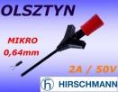 CHWYTAK pomiarowy mini system 0,64mm - 1